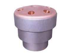 oxygen lance nozzle for steelmaking converter